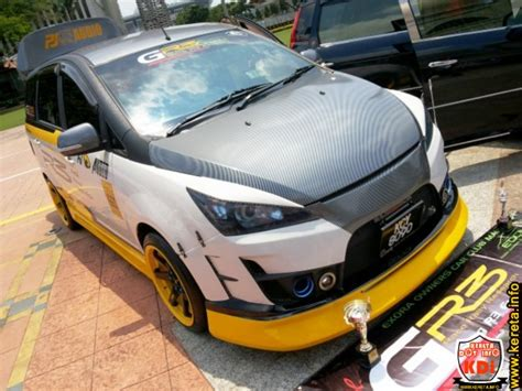 proton exora modified bodykit bold bodykit autos post