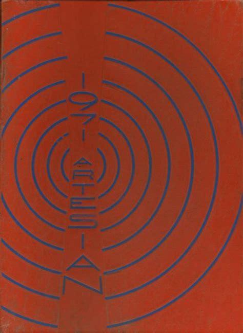 Charles Keith 3638 1971 martinsville high school yearbook
