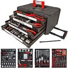 werkzeugkasten mit schubladen werkstatt werkzeugkoffer f 252 r heimwerker ebay