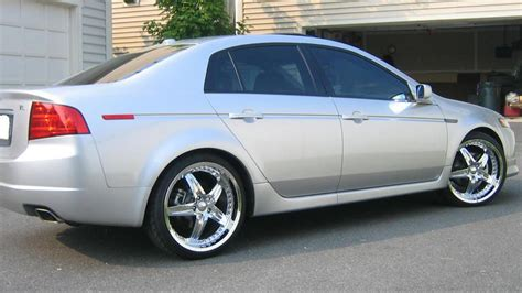 2006 acura tl information and photos momentcar