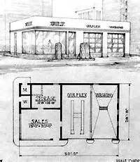Gas Station Floor Plans oblong box gas station history colorado