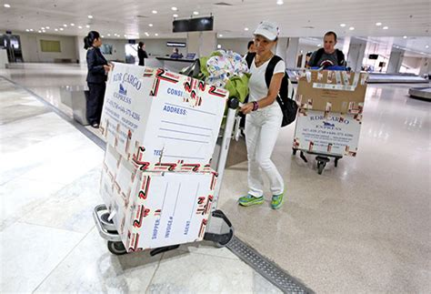 ofw in dubai provides lawyer list of restricted and taxable items in balikbayan boxes