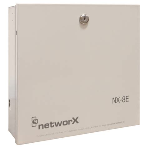 interlogix networx nx 8e security panel