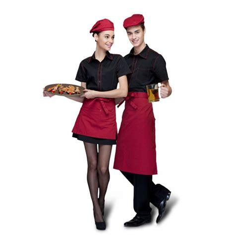 latest restaurant waiter uniform and waitress uniform wholesale good quality restaurant unifrom