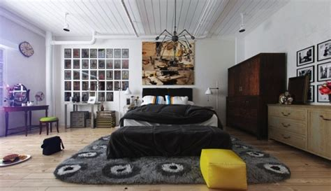 funky bedrooms colorful and funky interiors visualized smiuchin