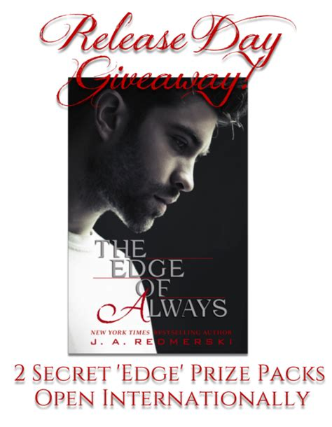 the edge of always the edge of always release day giveaway