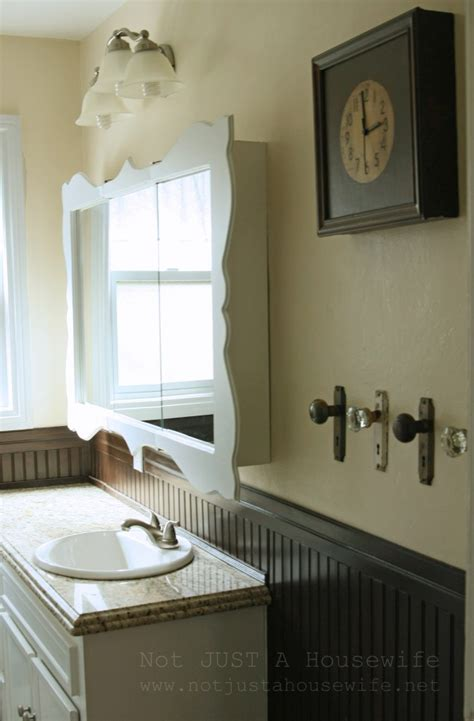 Bathroom Vintage My Vintage Bathroom Gets And Update Risenmay