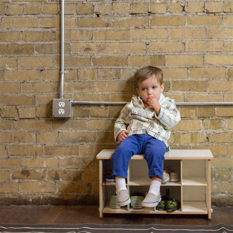 kids shoe bench kids shoe bench sprout