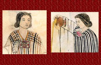 aztec men nobles hairstyles aztec hairstyles