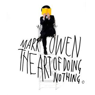 the art of art the art of doing nothing wikipedia