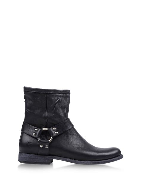 frye ankle boots frye ankle boots in black lyst