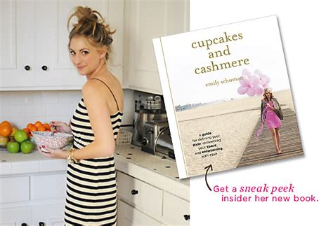 cupcakes and cashmere at peek inside the cupcakes and cashmere book