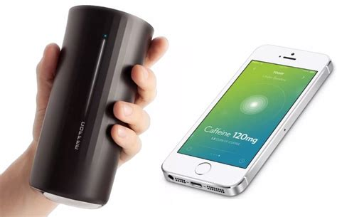 Vessyl Smart Cup IDs Your Drinks, Counts Calories   NBC News