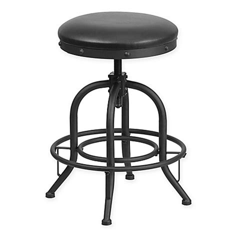24 Inch Black Swivel Bar Stools by Buy Flash Furniture 24 Inch Bar Stool With Swivel Lift In