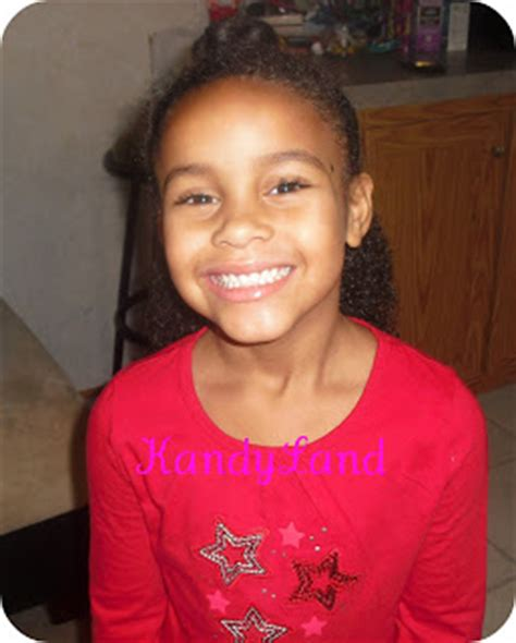 cute hairstyles for 4 years old curley mixed hair curly hairdo ideas friday feature kandy land kurls