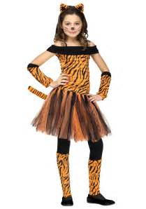 halloween costumes girls girls tigress costume