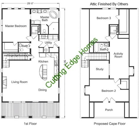 cape cod modular home floor plans modular homes custom vintage cape cod