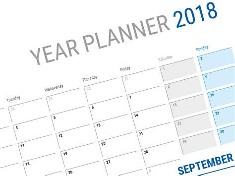 free printable yearly calendars 2018 printable calendar templates 2018