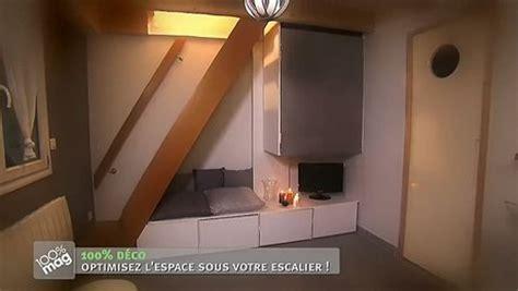 Meuble Dessous Escalier by Faire Un Meuble Sur Mesure Sous L Escalier Minutefacile