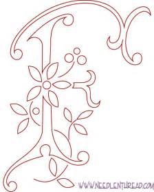 embroidery templates letters free embroidery letter templates hairstyles