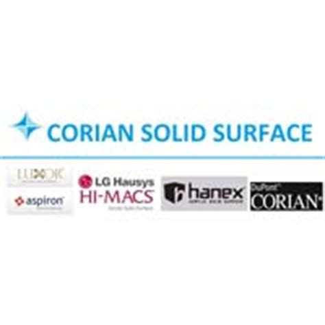 Corian Solid Surface Suppliers Hanex Acrylic Solid Surface Manufacturers Suppliers