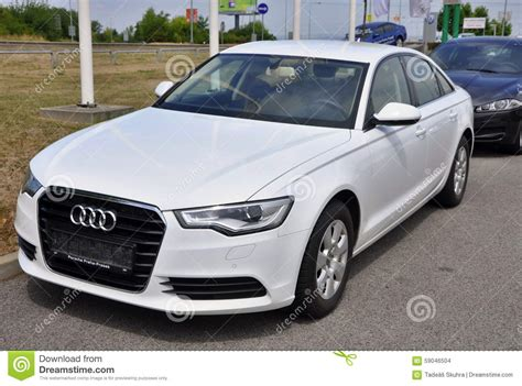White Audi A6 by Audi A6 Coupe White Www Imgkid The Image Kid Has It