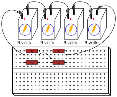 parallel resistors circuit board lessons in electric circuits volume i dc chapter 7