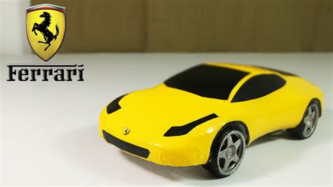 How To Make A Model Car Out Of Paper - how to make an electric car out of polystyrene