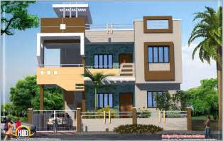 ordinary House Building Plans Indian Style #6: contemporary-india-house-plan-2185-sq-ft-kerala-home-design.jpg