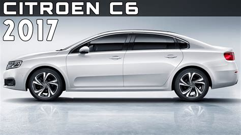 Citroen C6 Price by 2017 Citroen C6 Review Rendered Price Specs Release Date