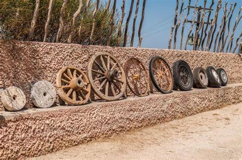 invented  wheel mental floss