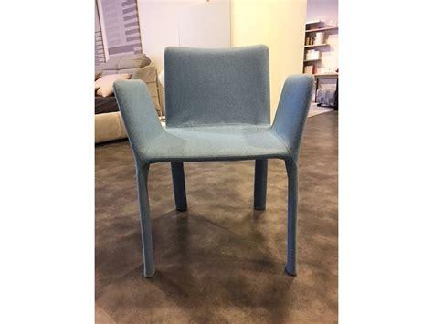 sedie a poltroncina sedia con braccioli poltroncina joko kristalia a prezzo