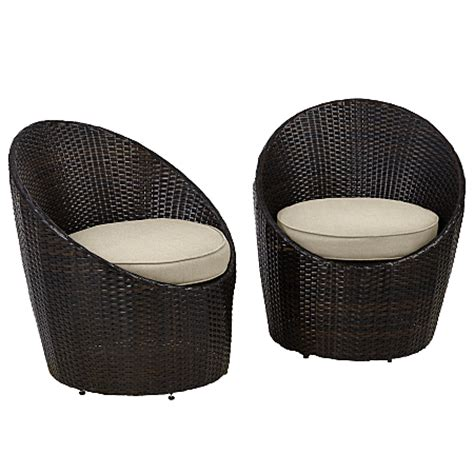 Egg Bistro Chairs George Home 2 Jakarta Egg Bistro Chairs Linen View All Outdoor Asda Direct