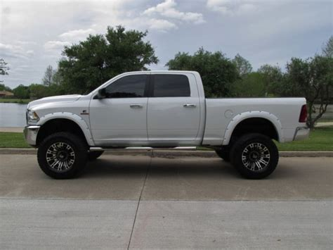ram 6 lift 2013 ram 2500 4x4 diesel 6 inch lift 37 s clean