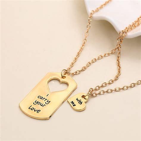 Fashion Handmade - fashion handmade chain i carry your with me wedding