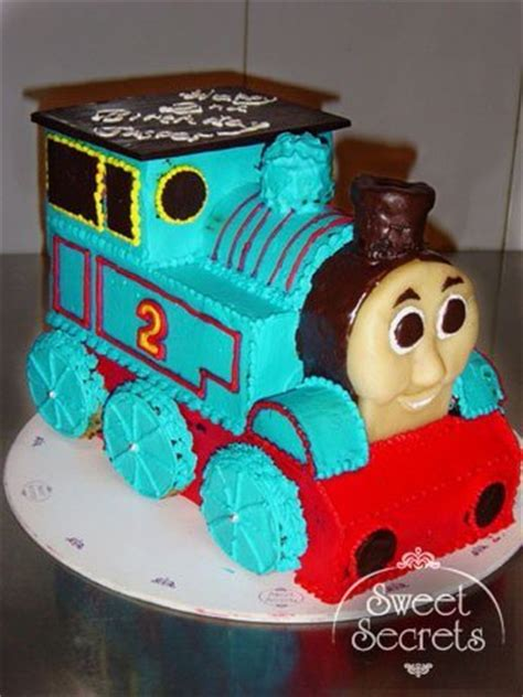 thomas  tank engine cakes thomas birthday cakes sweet secrets party treats