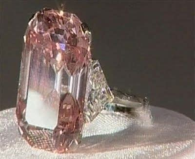 Honk If You Think Is Neat O Fortunes No 1 by An Amazing Pink Ring That Is Studded With Five
