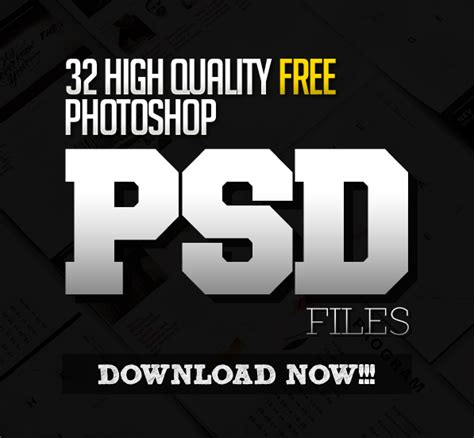 logo design in photoshop free download new photoshop free psd files for 2016 freebies graphic