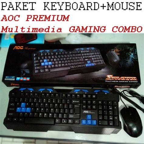 Pp Paket Bantal Pillow Nyaman Buy 1 G buy paket keyboard mouse gaming multimedia merk aoc premium soul eater deals for only rp101 000