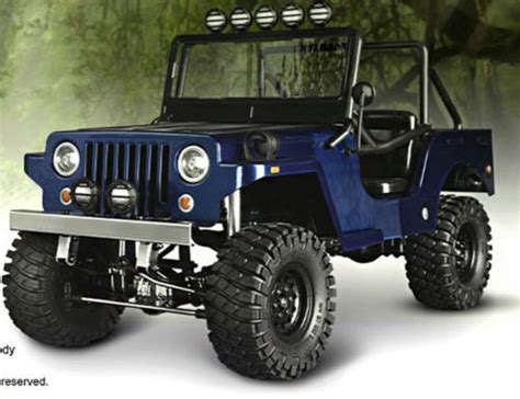 tamiya jeep rc truck body shell 1 10 sawback sports jeep wrangler