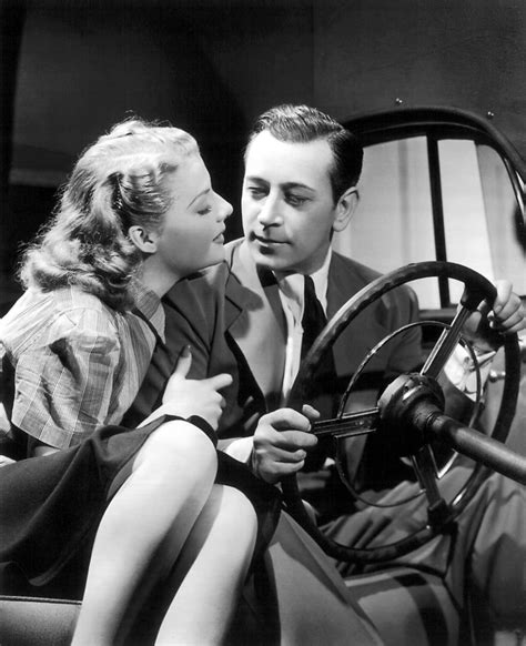 actor george of they drive by night 1000 images about film noir on pinterest brief