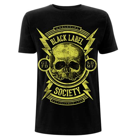 Blacklabel Rock Band T Shirt The Doors Glow In The Bl Doors 001 M backstreetmerch black label society categories