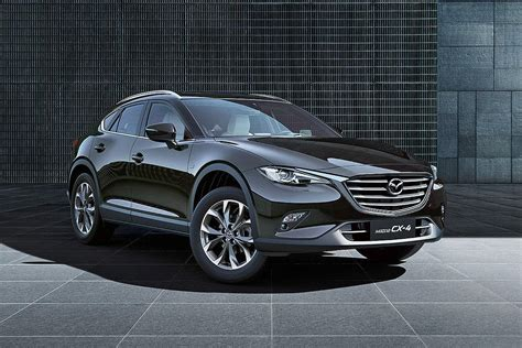 mazda crossover models mazda cx 4 crossover suv bows in china shows off