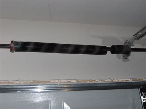 An Overhead Garage Door Has Two Springs by Repair Mr Fix Garage Doors