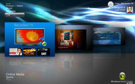 Senter Medis windows media center 2010 by xazac87 on deviantart