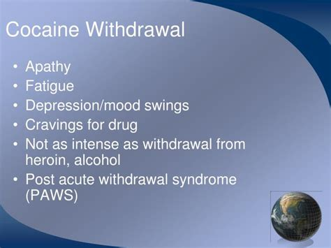 cocaine mood swings ppt psychoactive substances powerpoint presentation id