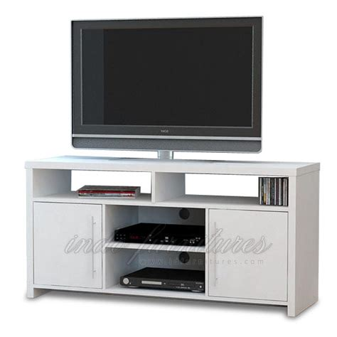 Rak Tv Kayu Mahoni rak tv minimalis rtv 003 indofurniture