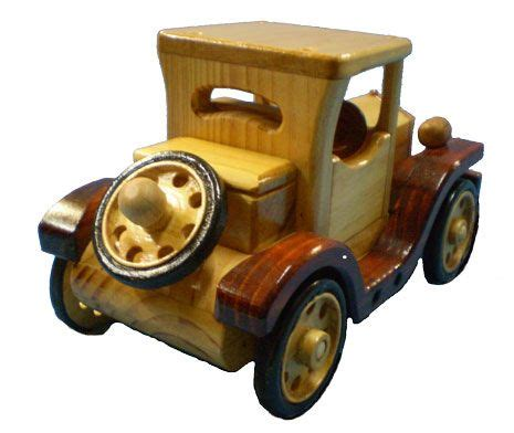 Wooden Toy Car Plans Free