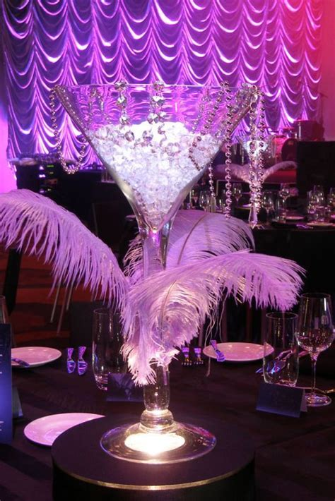 large glass centerpieces 17 best ideas about martini glass centerpiece on