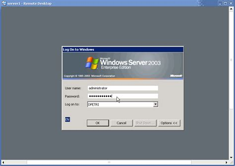 change rdp server 2003 remotely enable remote desktop on windows server 2003